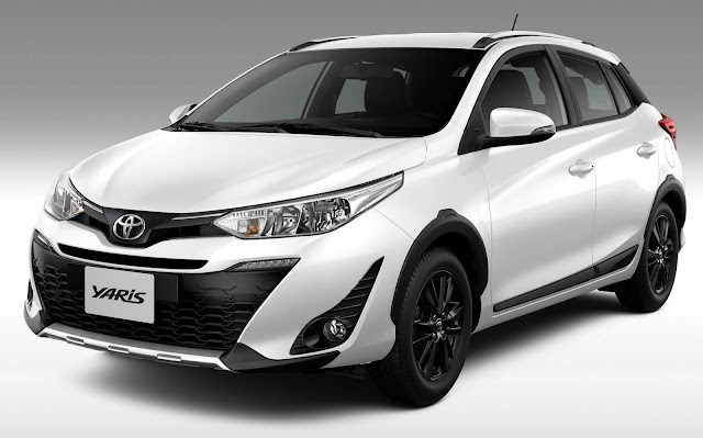 Toyota Yaris X-Way 2019