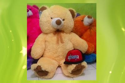 Boneka Teddy Bear Jumbo Agbasya