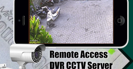 Remote Access DVR CCTV Server on Mikrotik from Local Network and Mobile