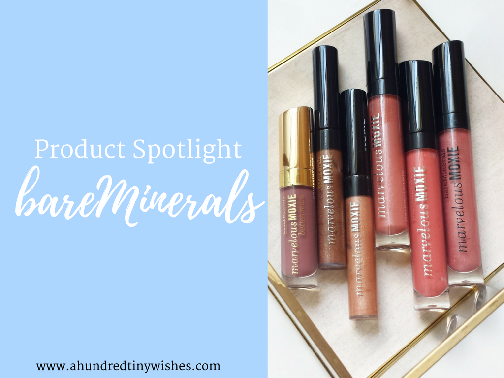 favorite bareminerals products