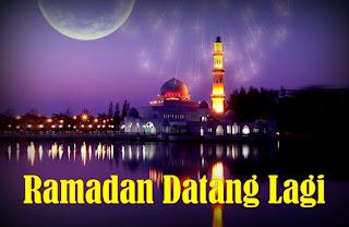 pertemukanlah aku dengan bulan Ramadhan