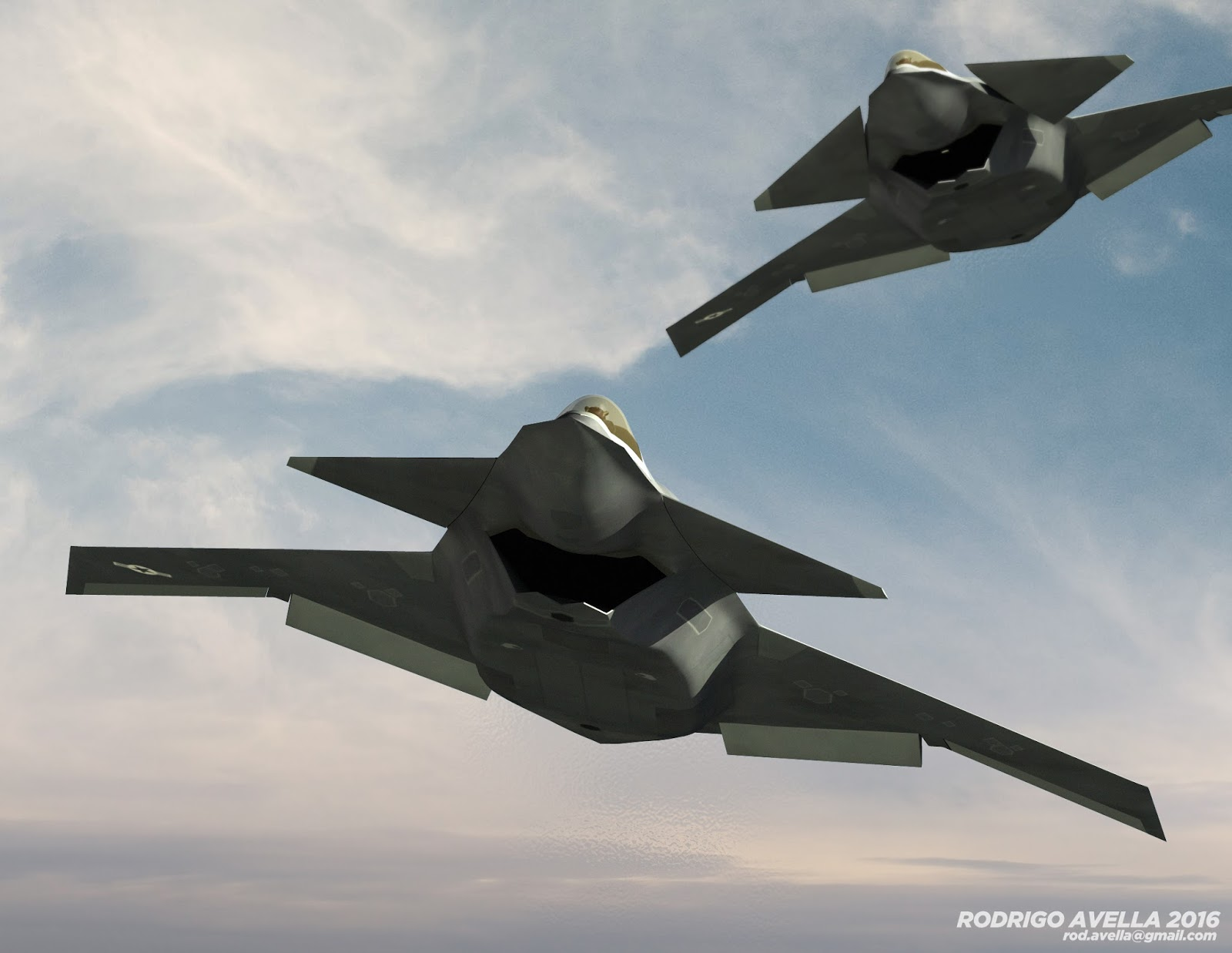Tough SF: The Future of Air War