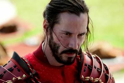 Keanu Reeves în rolul Kai din 47 Ronin