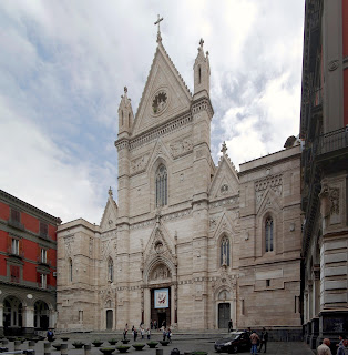 The Cattedrale di San Gennaro, as the Naples Duomo is more frequently known