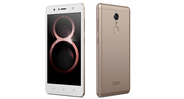 Lenovo K8 Note debuts in the Philippines with knockout specs