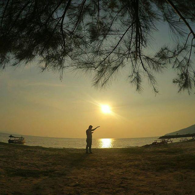 Indahnya Sunset di Tanah Pesisir Sibolga dan Tapanuli tengah