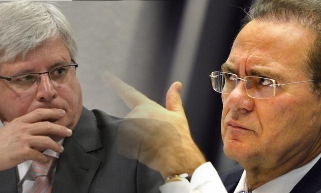 Janot pede condenação de Renan à perda da função 'por violação de seus deveres para com o Estado e a sociedade'