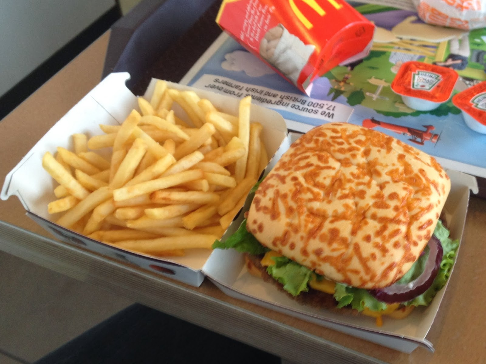 Mcd Food For Thought Uk