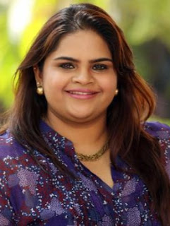Vidyullekha Raman Family Husband Parents children's Marriage Photos
