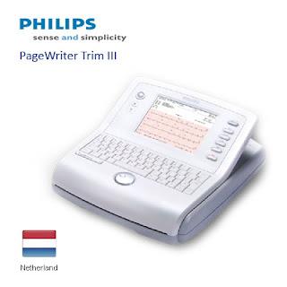ECG 12 Channel Philips PageWriter TC30 cardiograph | EKG/ECG