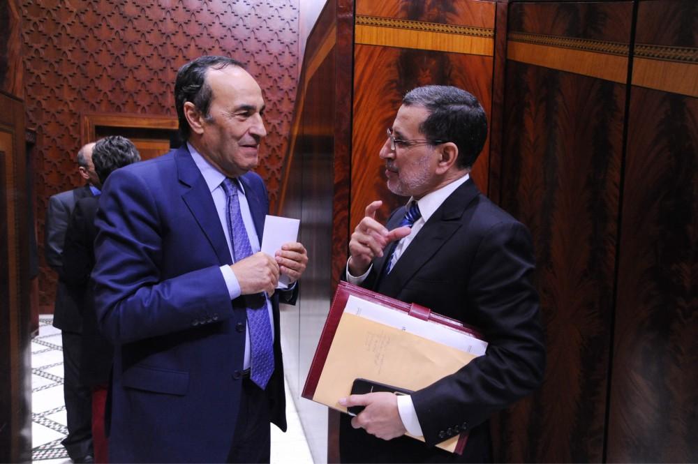 العثماني : تصويت البيجيدي لصالح الحبيب المالكي قرار سياسي يخدم البلاد !