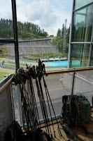 Lahden hiihtokeskus Hiihtomuseo kahvila Voitto