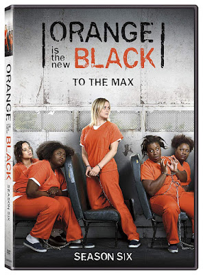 Orange Is The New Black Season 6 Dvd