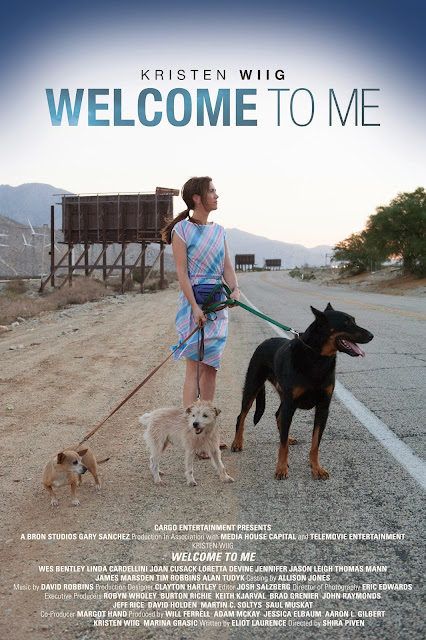 Welcome to Me (2014) ταινιες online seires oipeirates greek subs