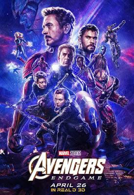 Avengers Endgame Hindi 300MB Movie Download
