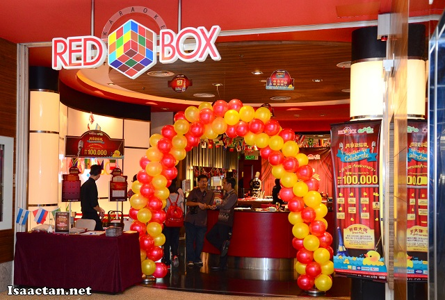 Red Box Karaoke The Gardens