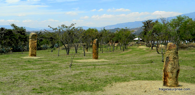 Sítio Arqueológico Monquirá, Villa de Leyva, Colômbia
