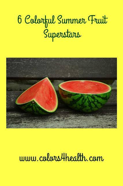Delicious Watermelon at Colors 4 Health