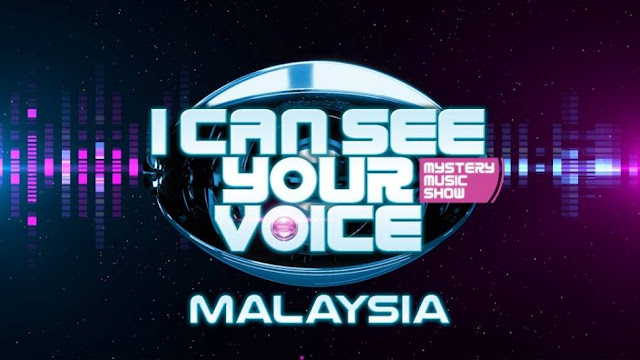 Live Streaming I Can See Your Voice Malaysia Minggu 5 [1.9.2018]