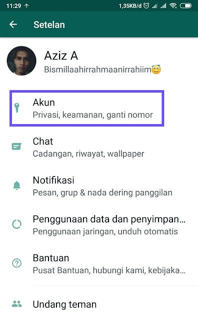 cara melihat ststus whatsapp teman tanpa diketahui