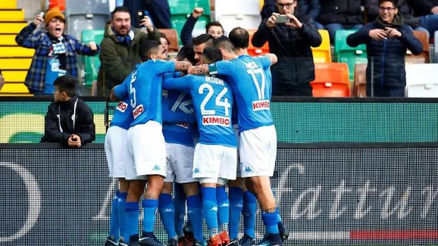 Jelang Napoli Vs Juventus: Bukan Laga Penentu Scudetto