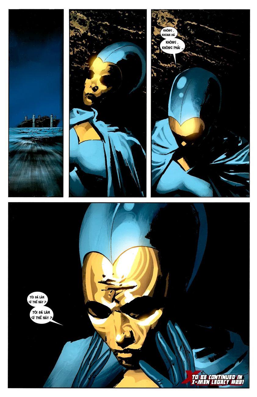 X-Men Necrosha chap 1 trang 48