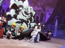 Serial Anime Overlord Dapatkan Musim Keduanya!!