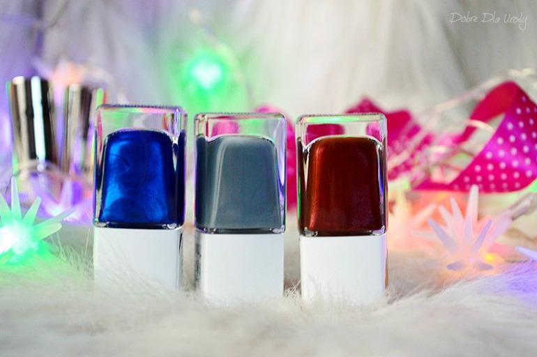 Kosmetyki do manicure Delia Cosmetics - lakiery do paznokci Trend Collection Coral