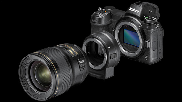 Nikon Z7 Mount Adapter FTZ