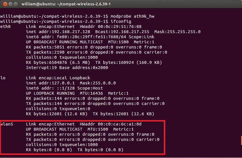 Ath9k Htc Linux driver