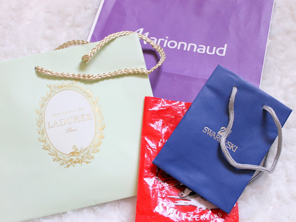 Shoplog Vakantie Zwitserland
