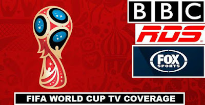 FIFA World Cup 2018 Broadcasting Rights, TV Channels Details