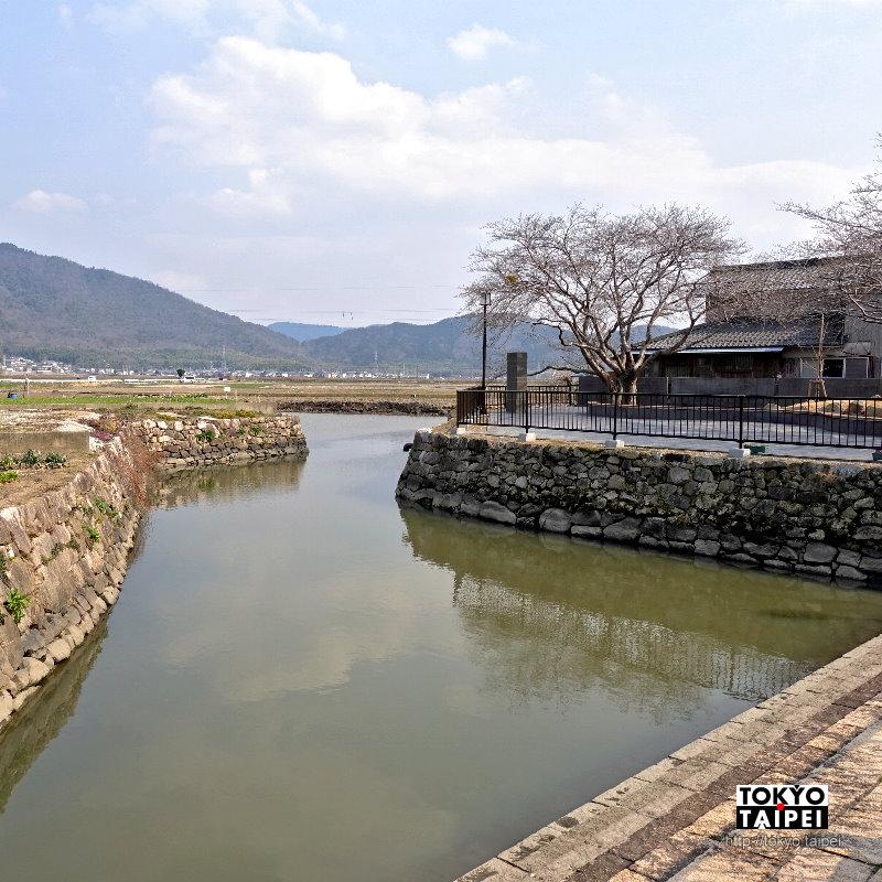 【安土神學校跡】安土城下日本第一所神學校 現在只剩小公園