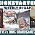 Kickstarter Recap - October 5, 2018