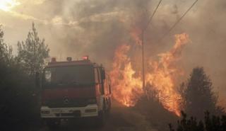 ازداد عدد الوفيات في الحرائق اليونانية