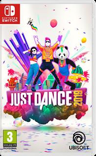 Just Dance 2019 2018 2017 Switch XCI NSP