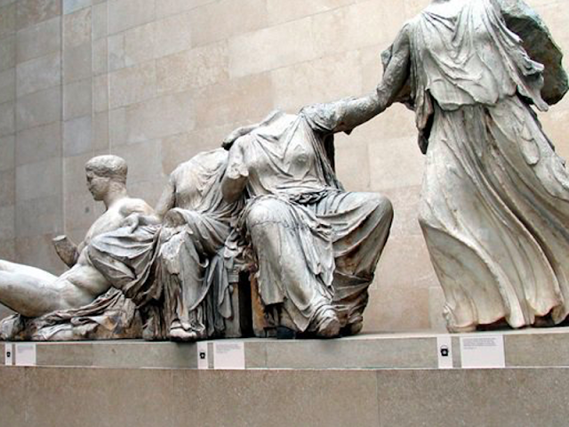 Greece asks EU for return of Parthenon Marbles as part of Brexit