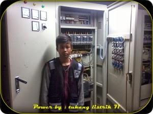melayani service dan pembuatan panel lvmdp