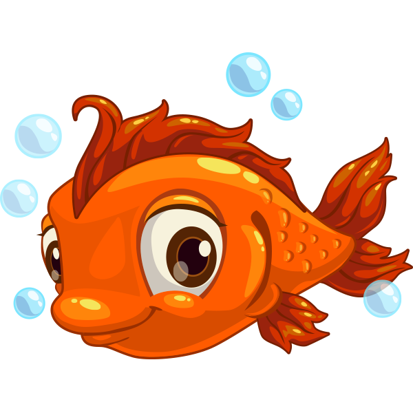 Adorable fishy