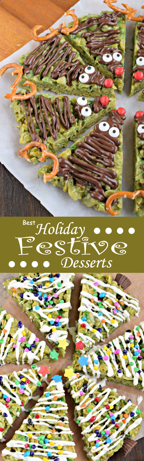 Best Holiday Festive Desserts