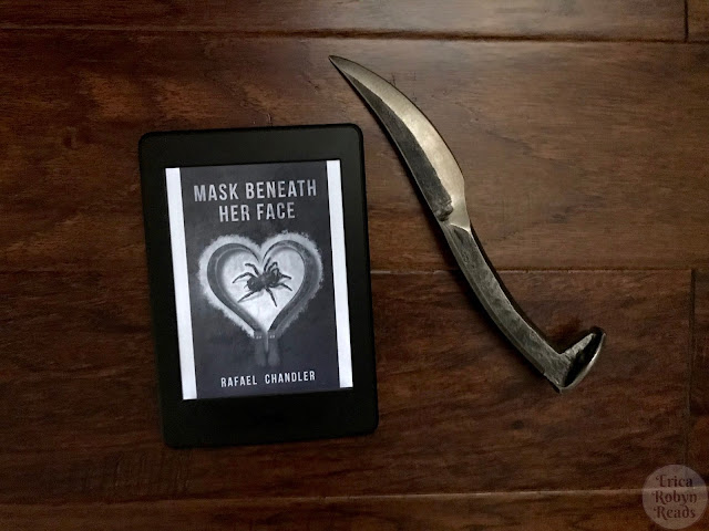 Book photo of Mask Beneath Her Face by Rafael Chandler