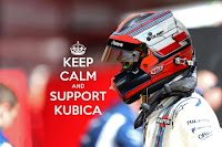Robert Kubica Williams 2017