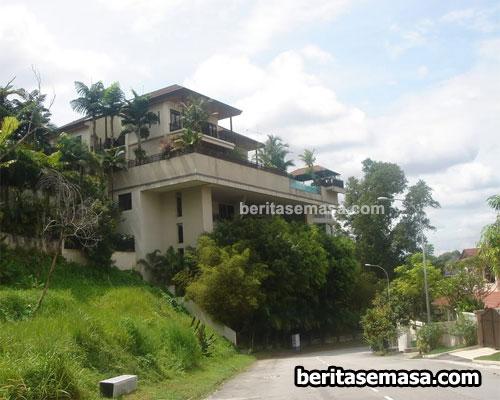 Rumah Mewah  Artis  Malaysia 15 rumah selebritis dunia