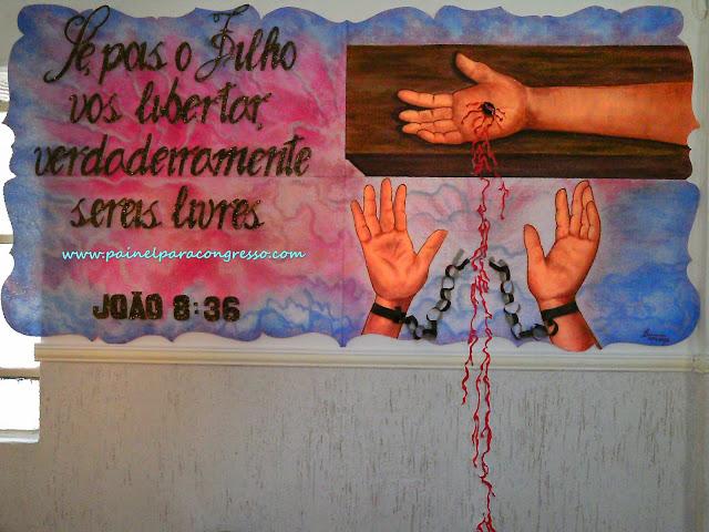 Cruz e a liberdade /  PAINEL PARA CONGRESSO NÚMERO 81