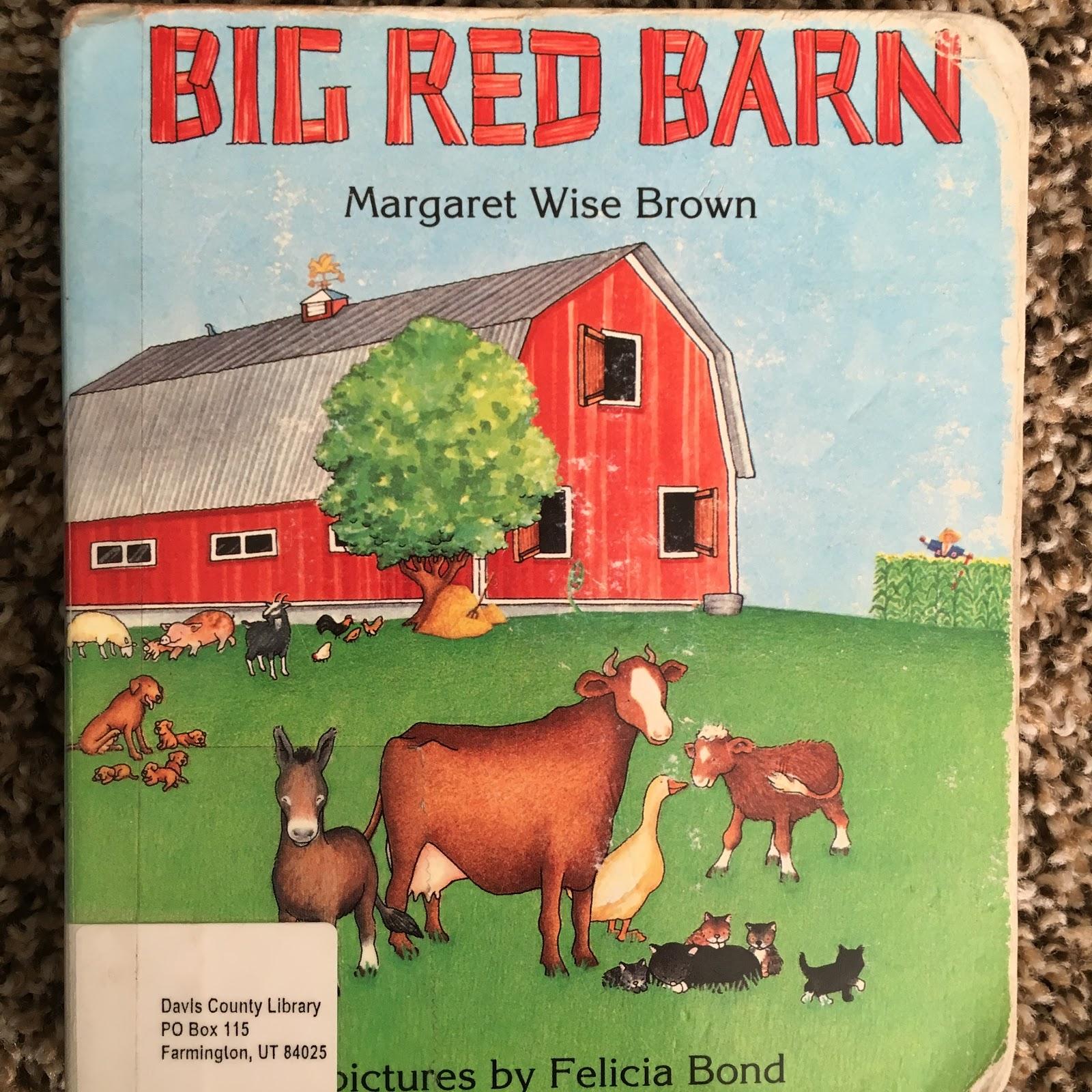 big red barn book pdf