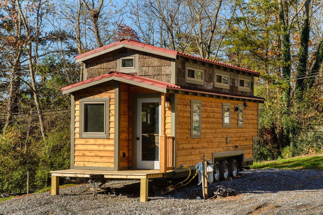 Tiny House Town The Mh By Wishbone Tiny Homes