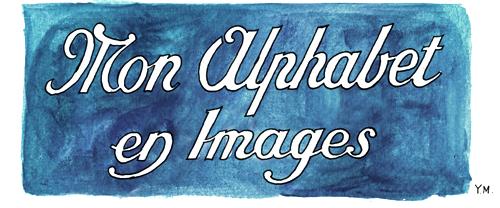 Mon Alphabet by Yukié Matsushita