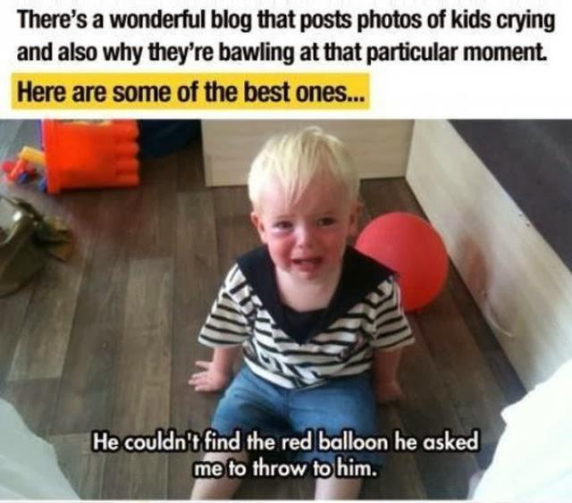 The Reasons Behind Kiddie Tantrums and Tears (36 pics)