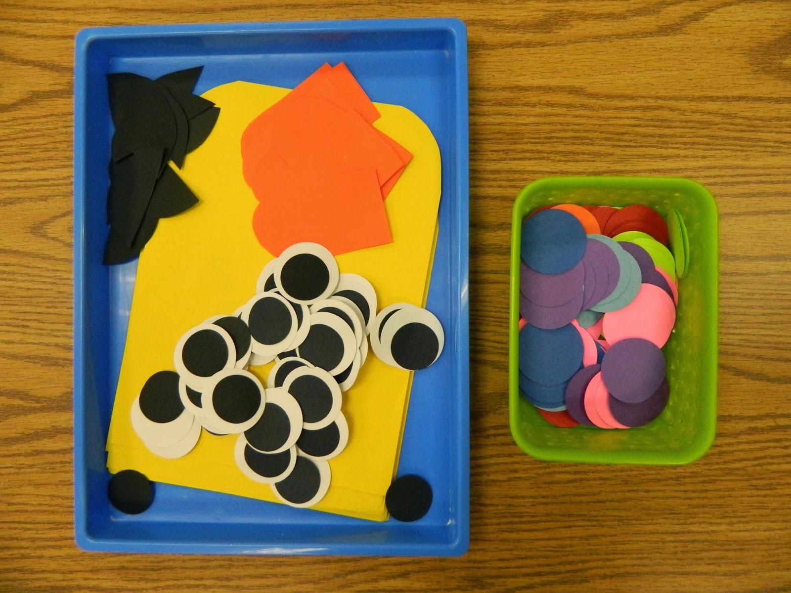 The Vintage Umbrella Preschool Halloween Projects