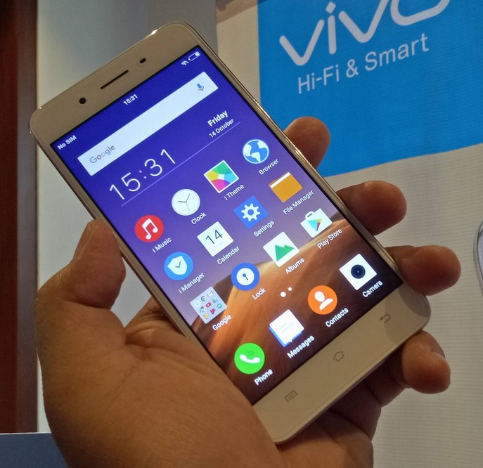 Vivo Y55 Update File